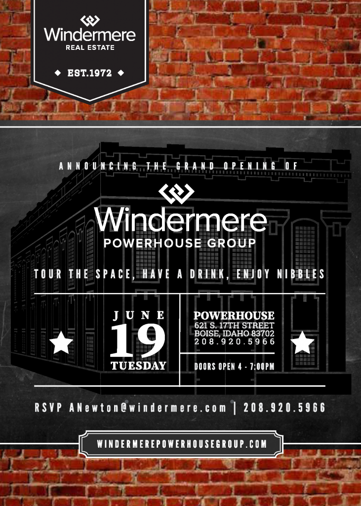 WindermerePowerhouseGroup Open House Party 2018